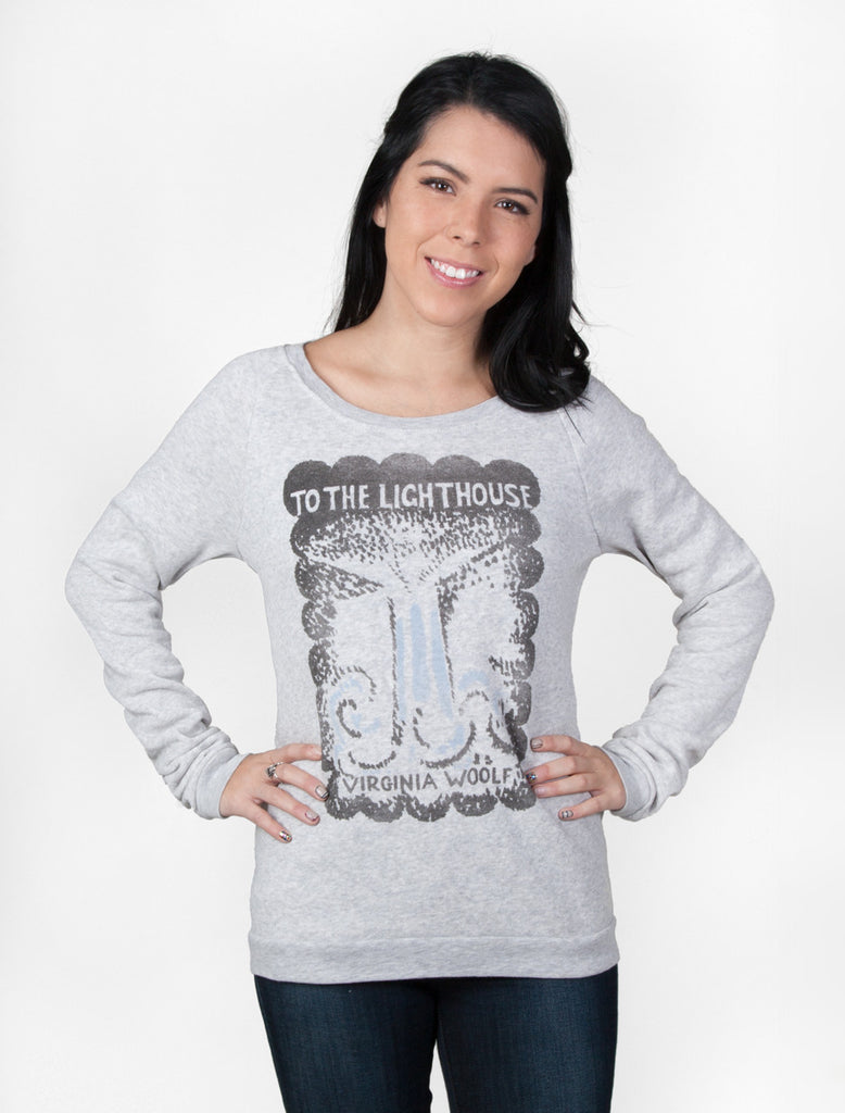To the Lighthouse sweatshirt