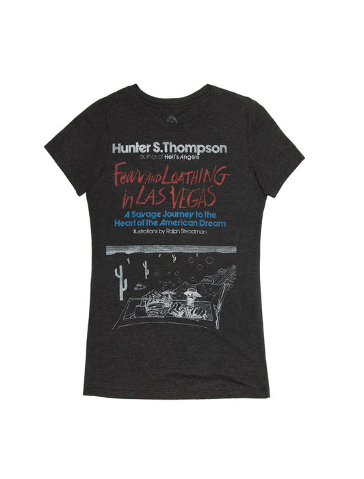 Fear and Loathing in Las Vegas Women's Crew T-Shirt