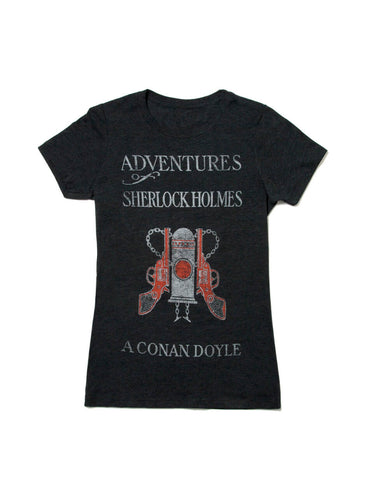 Adventures of Sherlock Holmes Women's T-Shirt