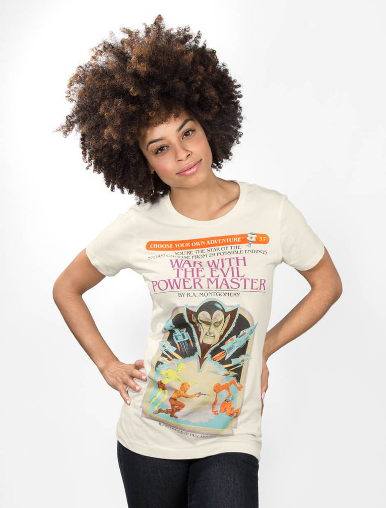 Choose Your Own Adventure #37 Women's T-Shirt
