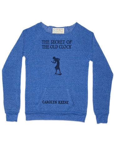Nancy Drew: Secret of the Old Clock sweatshirt