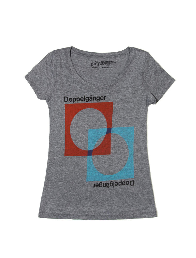 Doppelganger Women's Scoop T-Shirt