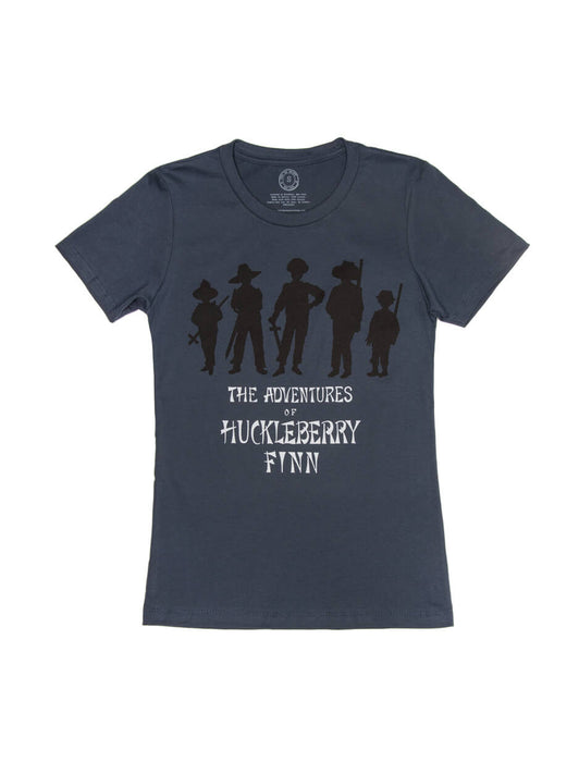 The Adventures of Huckleberry Finn Women's Crew T-Shirt