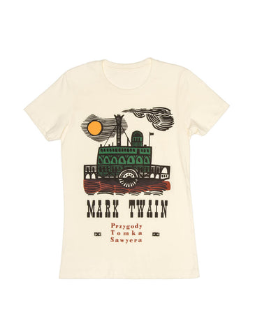 Adventures of Tom Sawyer (Polish Edition) Women's T-Shirt