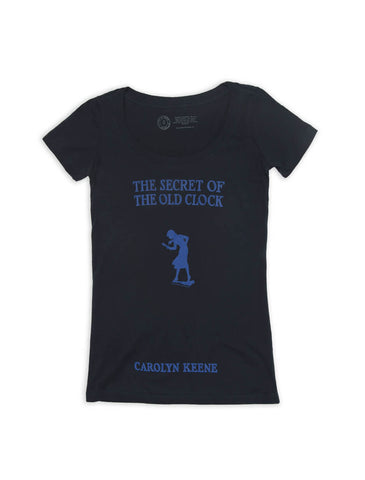 Nancy Drew: Secret of the Old Clock Women's T-Shirt