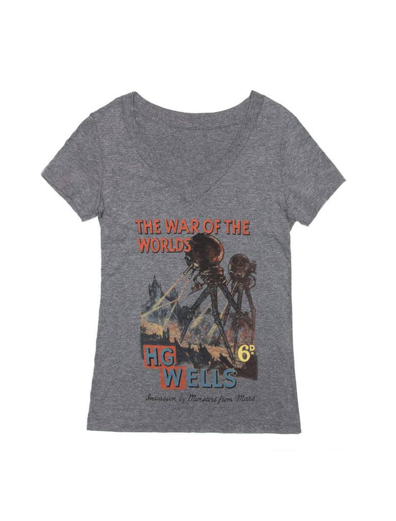 The War of the Worlds Women's T-Shirt
