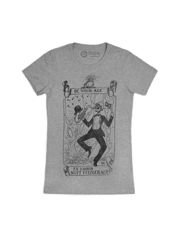 Be Your Age Bookplate Women's T-Shirt