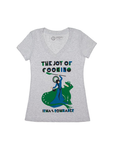 The Joy of Cooking Women's T-Shirt