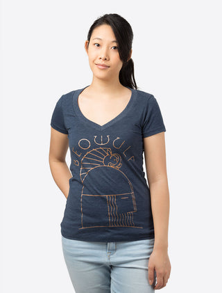 Beowulf Women's V-Neck T-Shirt