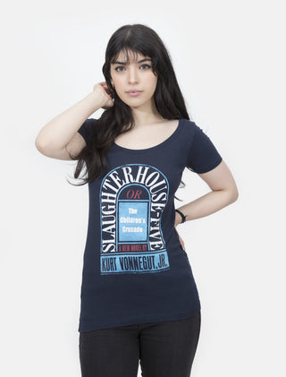 Slaughterhouse-Five Women's Scoop T-Shirt