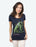 One Hundred Years of Solitude (Midnight Navy) Women's Scoop T-Shirt