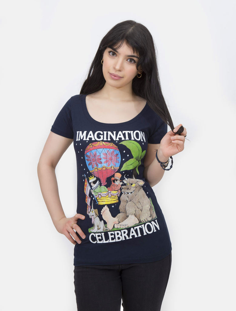 Imagination Celebration (Sendak) Women's T-Shirt