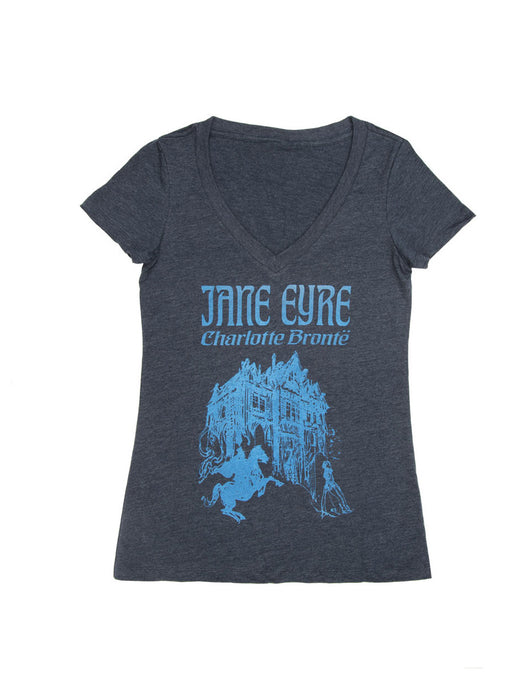 Jane Eyre Women's V-Neck T-Shirt