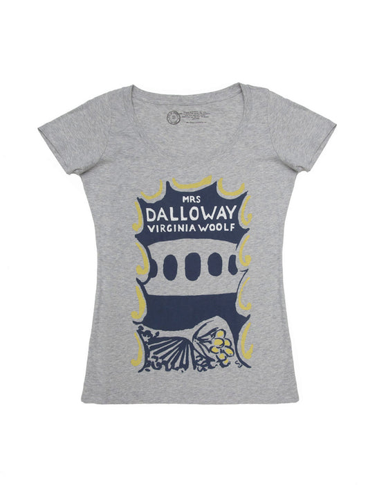 Mrs Dalloway Women's Scoop T-Shirt