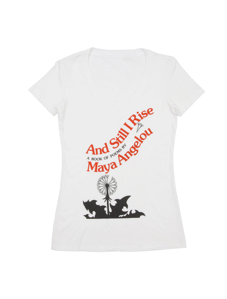 And Still I Rise Women's V-Neck T-Shirt