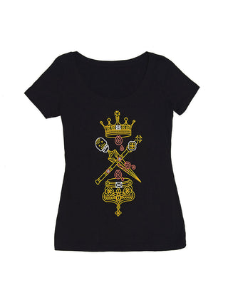 Macbeth Women's Scoop T-Shirt