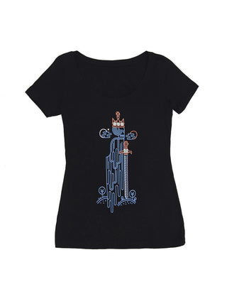 Hamlet Women's Scoop T-Shirt