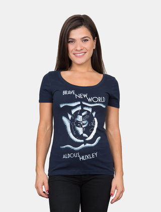 Brave New World Women's Scoop T-Shirt