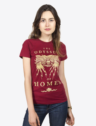 The Odyssey Women's Crew T-Shirt