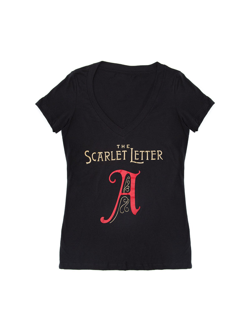 The Scarlet Letter Women's T-Shirt