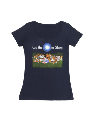 Go the F**k to Sleep Women's T-Shirt