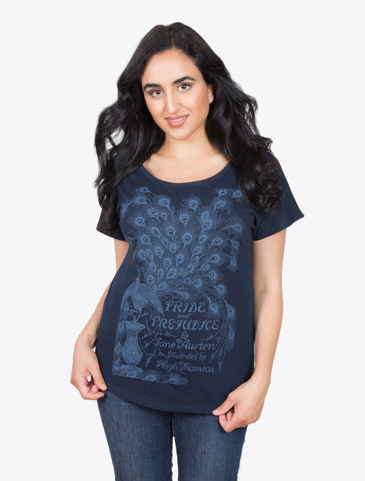 Pride and Prejudice Women's Relaxed Fit T-Shirt