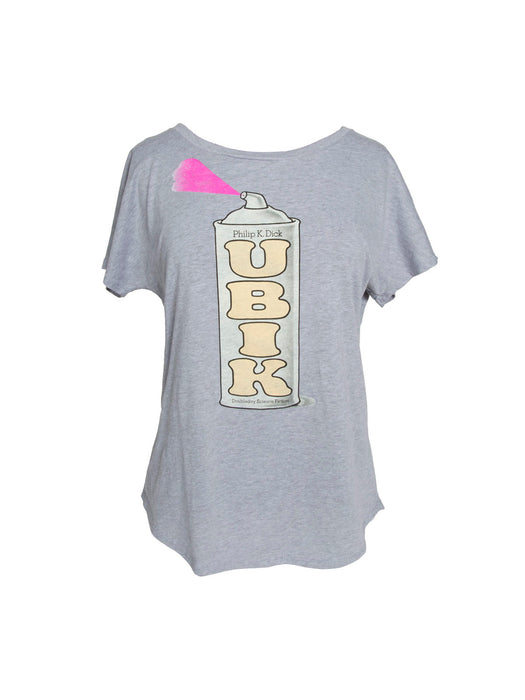 Ubik Women's Relaxed Fit T-Shirt