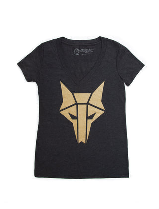 Howlers Women's V-Neck T-Shirt