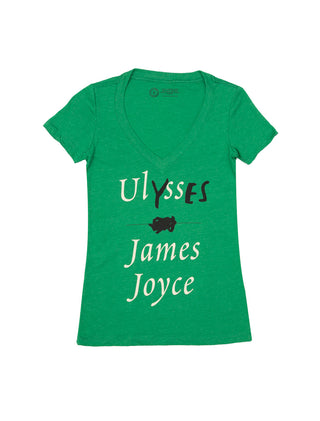 Ulysses (Green) Women's T-Shirt