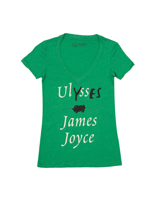 Ulysses Women's T-Shirt (Green)