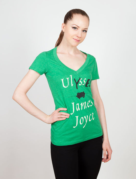 Ulysses Women's (Green) T-Shirt