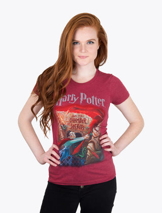 Harry Potter and the Chamber of Secrets Women's Crew T-Shirt