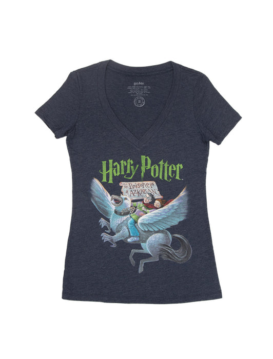 Harry Potter and the Prisoner of Azkaban Women's V-Neck T-Shirt
