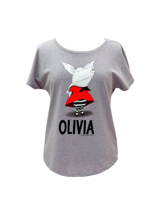 Olivia Women's Relaxed Fit T-Shirt