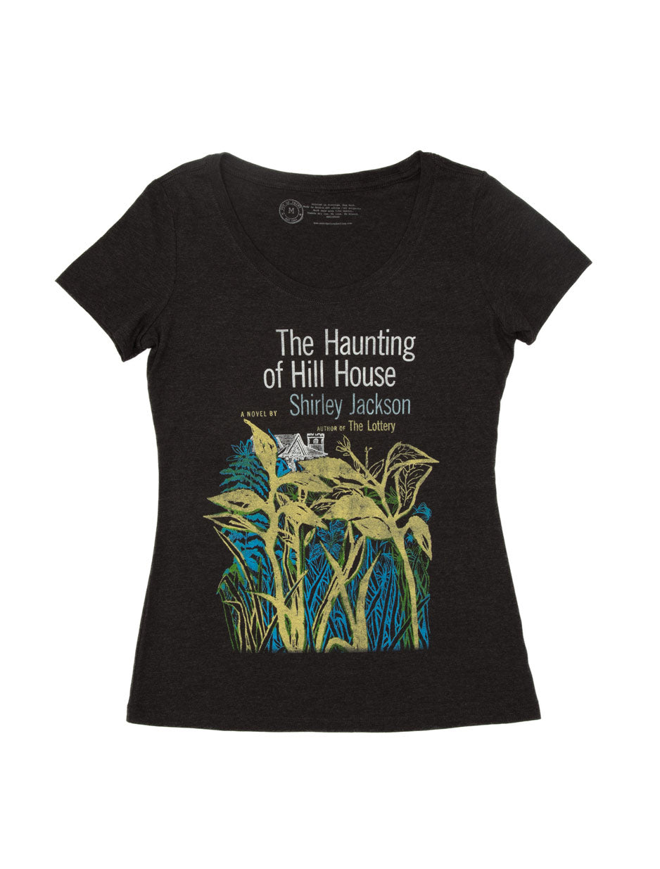 The Haunting Of Hill House Women S Book T Shirt Out Of Print