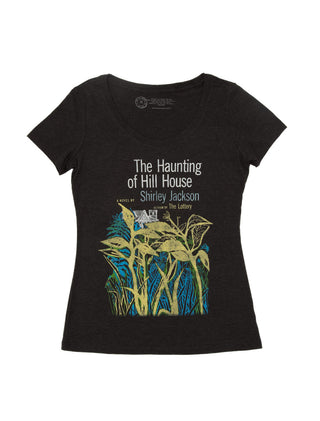 The Haunting of Hill House Women's Scoop T-Shirt