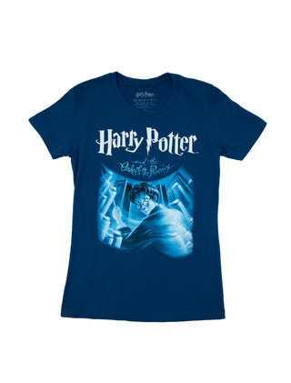 a19edf5c4f4 Harry Potter and the Order of the Phoenix Women s Crew T-Shirt ...