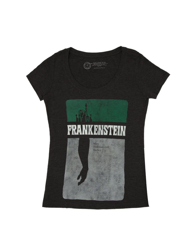 Frankenstein Women's Scoop T-Shirt