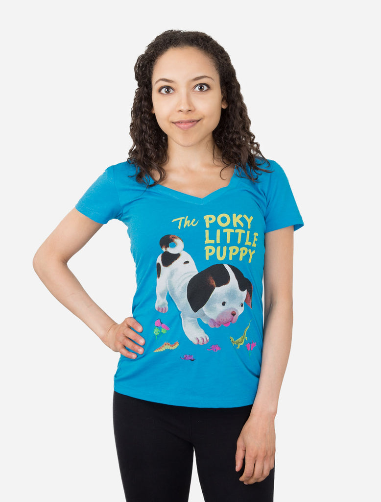 The Poky Little Puppy Women's T-Shirt