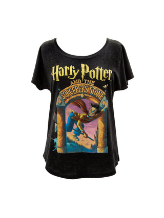 bf18a6f72 Harry Potter and the Sorcerer's Stone Women's Relaxed Fit T-Shirt ...