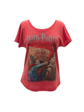6bc5c95a49d Harry Potter and the Chamber of Secrets Women s Relaxed Fit T-Shirt ...