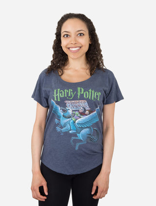 Harry Potter and the Prisoner of Azkaban Women's Relaxed Fit T-Shirt