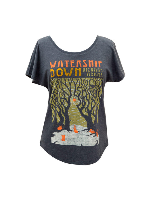 Watership Down Women's Relaxed Fit T-Shirt