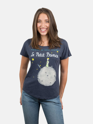 The Little Prince Women's Relaxed Fit T-Shirt