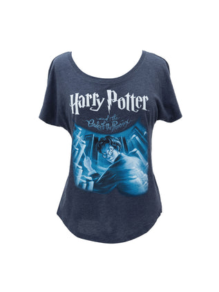 Harry Potter and the Order of the Phoenix Women's Relaxed Fit T-Shirt