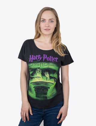 Harry Potter and the Half-Blood Prince Women's Relaxed Fit T-Shirt