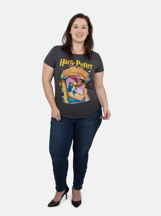 Harry Potter and the Sorcerer's Stone Women's Plus Size T-Shirt