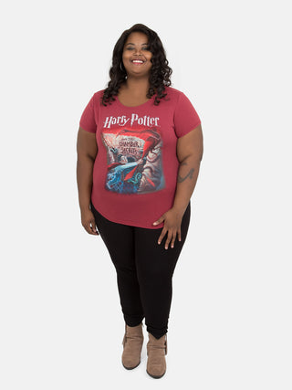 2a3f45922a11 ... Harry Potter and the Chamber of Secrets Women s Plus Size T-Shirt