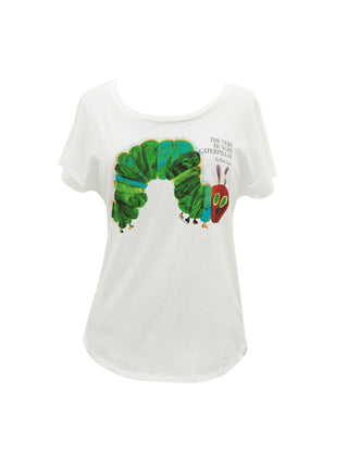 World of Eric Carle The Very Hungry Caterpillar Women's Relaxed Fit T-Shirt