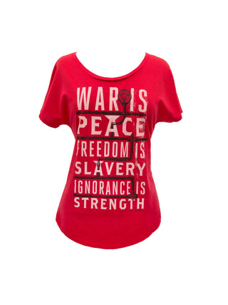 War is Peace (1984) Women's Relaxed Fit T-Shirt